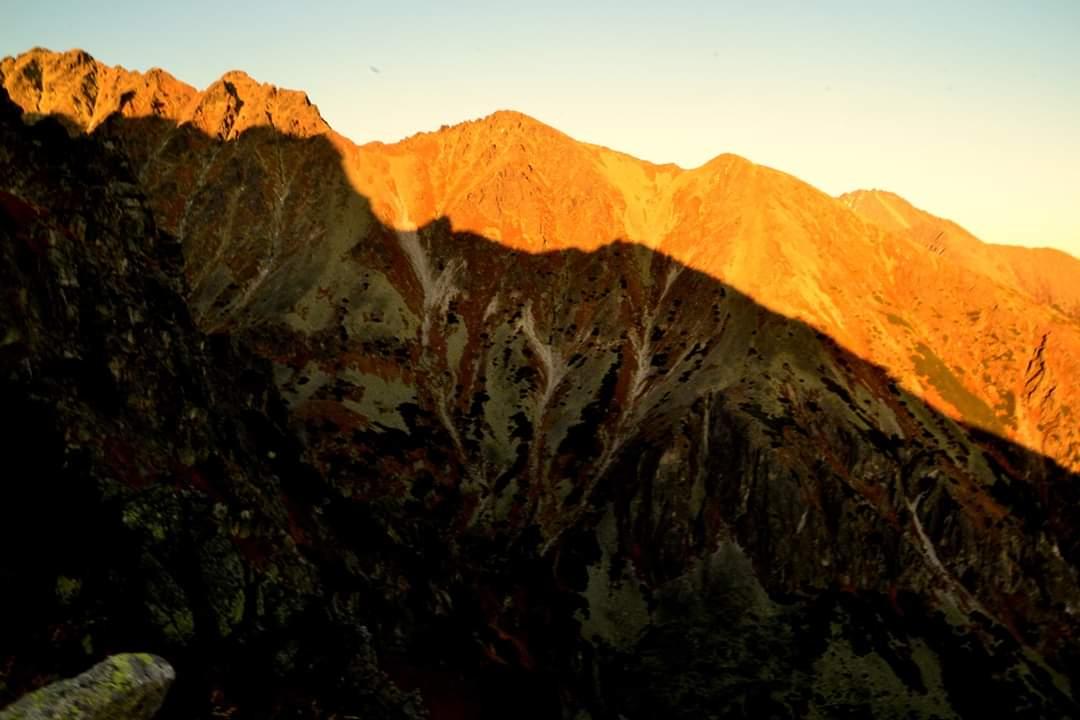 Hrebeň Bášt a Patria v Mlynickej doline, Autor: Nora Kiraly