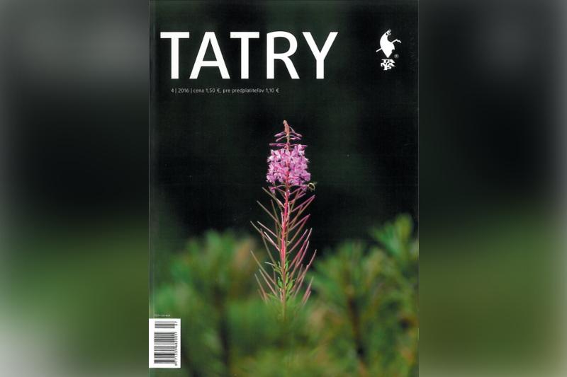 Časopis TATRY - skvelé čítanie na leto
