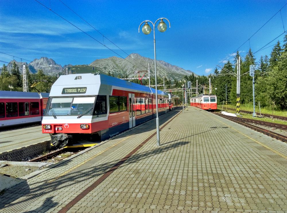 Tatranská elektrická železnica jazdí už vyše 100 rokov
