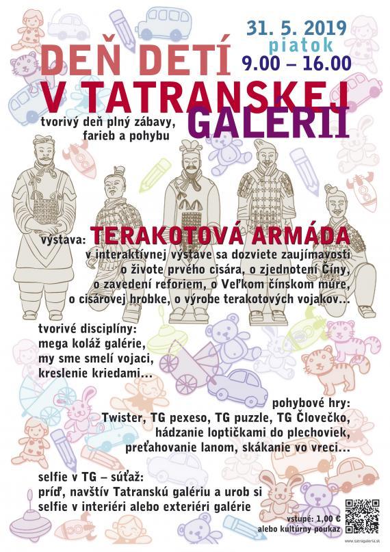 Deň detí v Tatranskej galérii