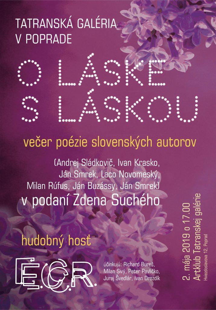 Večer poézie slovenských autorov