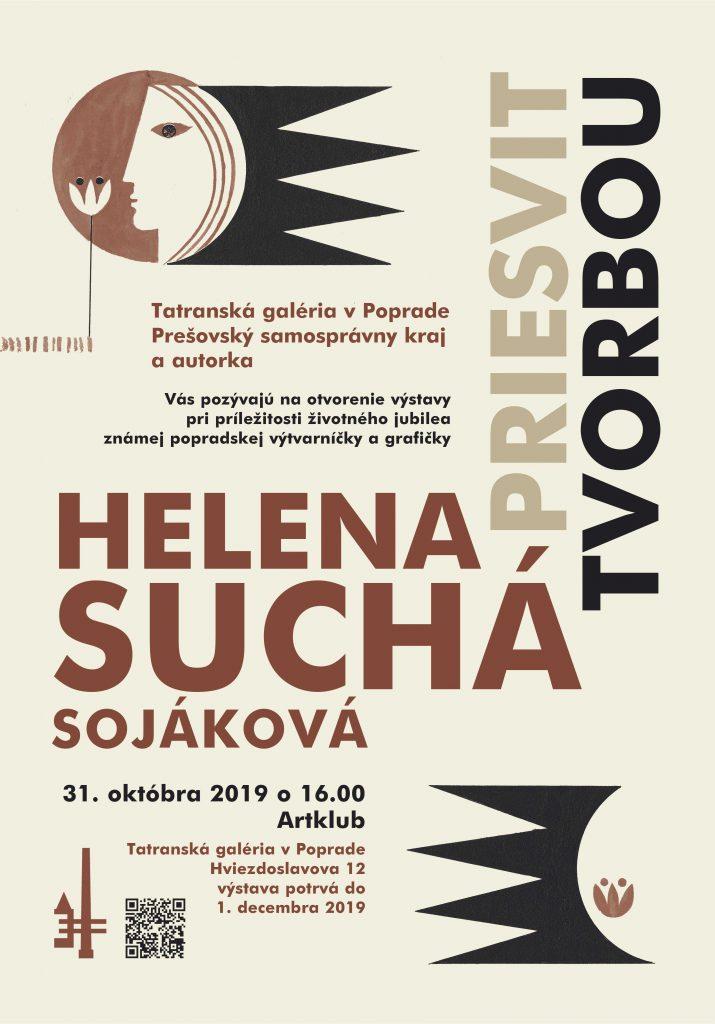 Výstava popradskej výtvarníčky Heleny Suchej