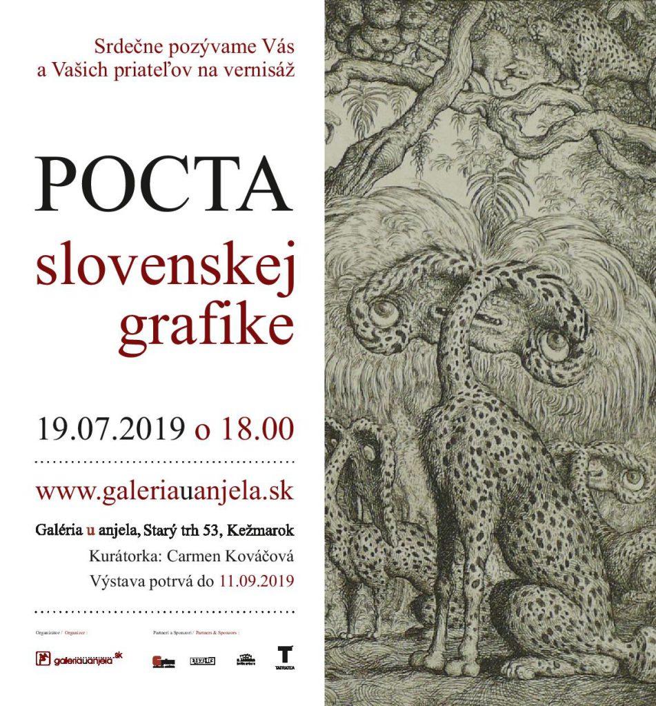 Pocta slovenskej grafiky