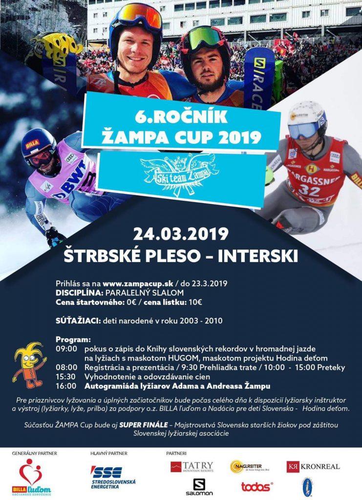 Žampa CUP 2019