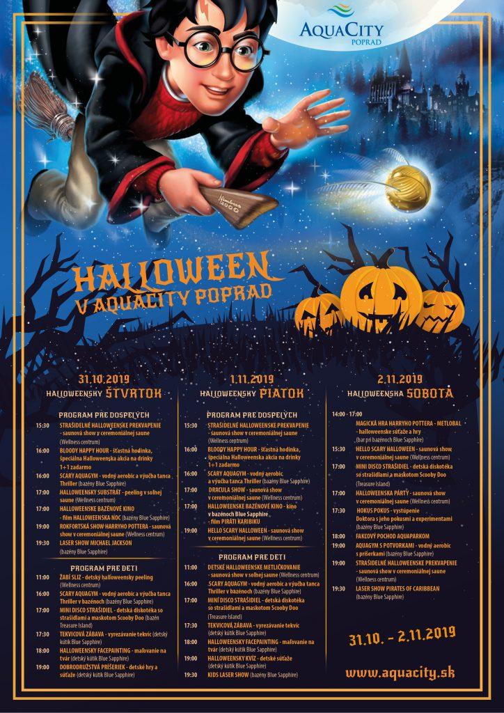Jesenné prázdniny a Halloween