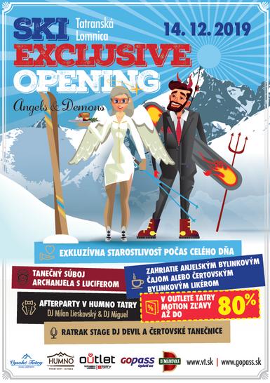 Ski Exclusive Opening