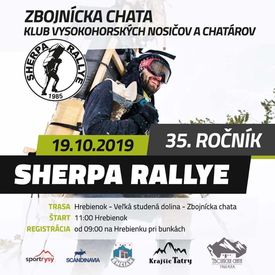 Sherpa Rallye