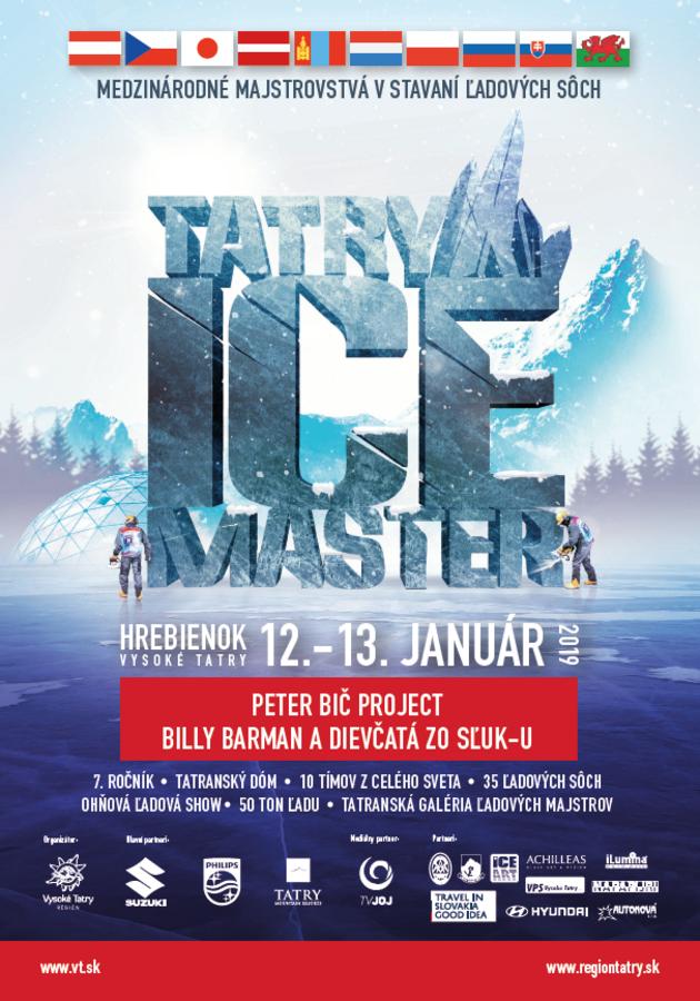TATRY ICE MASTER 2019