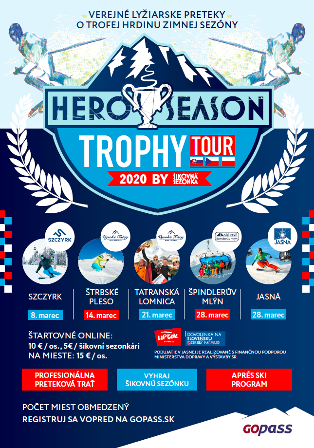 Hero Season Trophy 2020