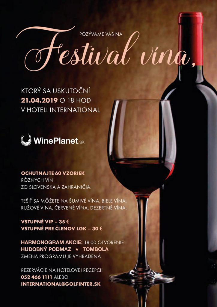 Festival vína