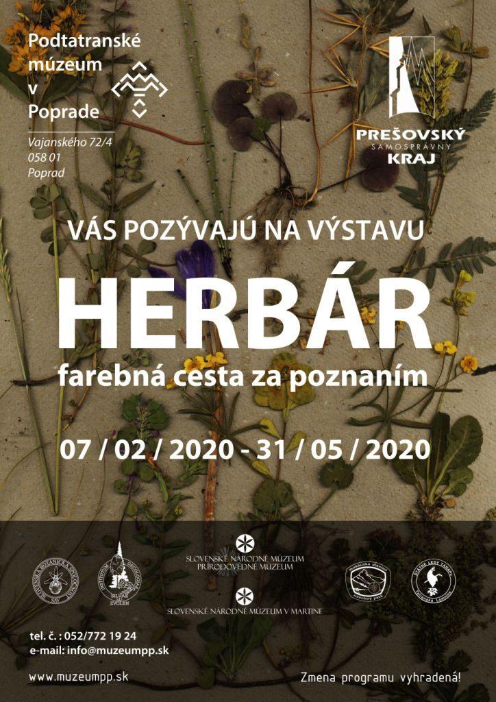 Výstava Herbár