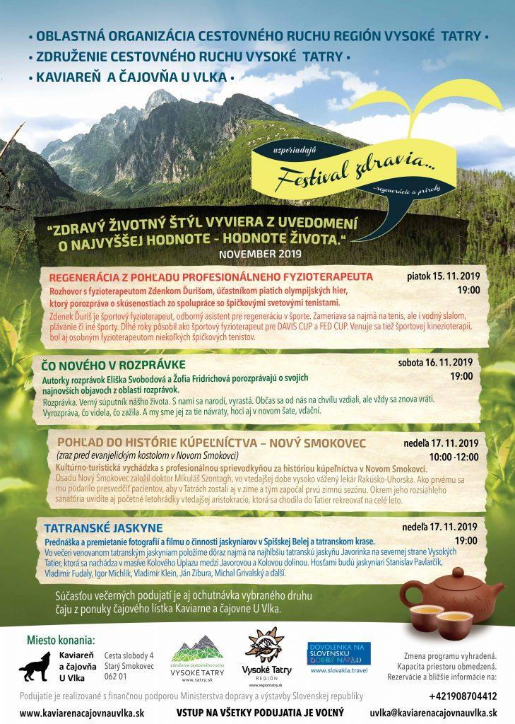 Festival zdravia, regenerácie a prírody