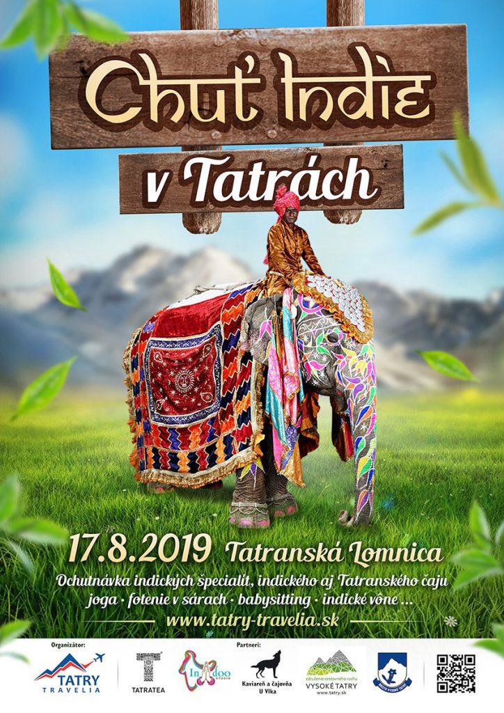 Chuť Indie v Tatrách