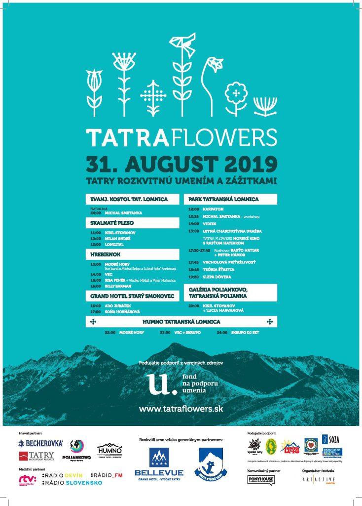 TATRA flowers 2019