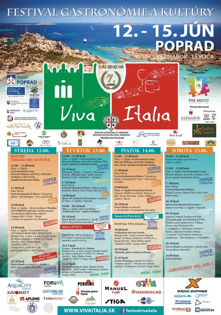 Festival Viva Italia 2019