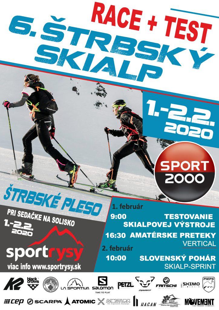 Štrbský skialp race