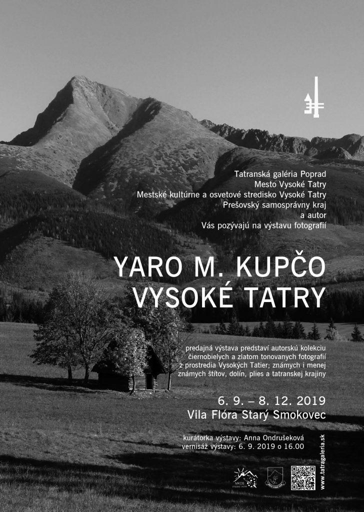 Yaro M.Kupčo Vysoké Tatry – Zbigniew Ładygin Moje rodné hory
