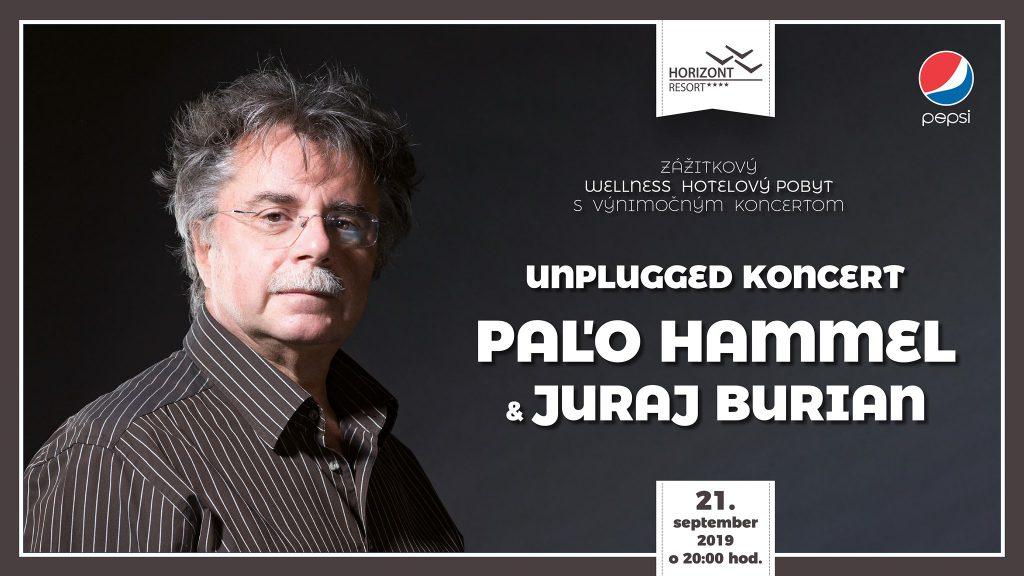 Pavol Hammel a Juraj Burian