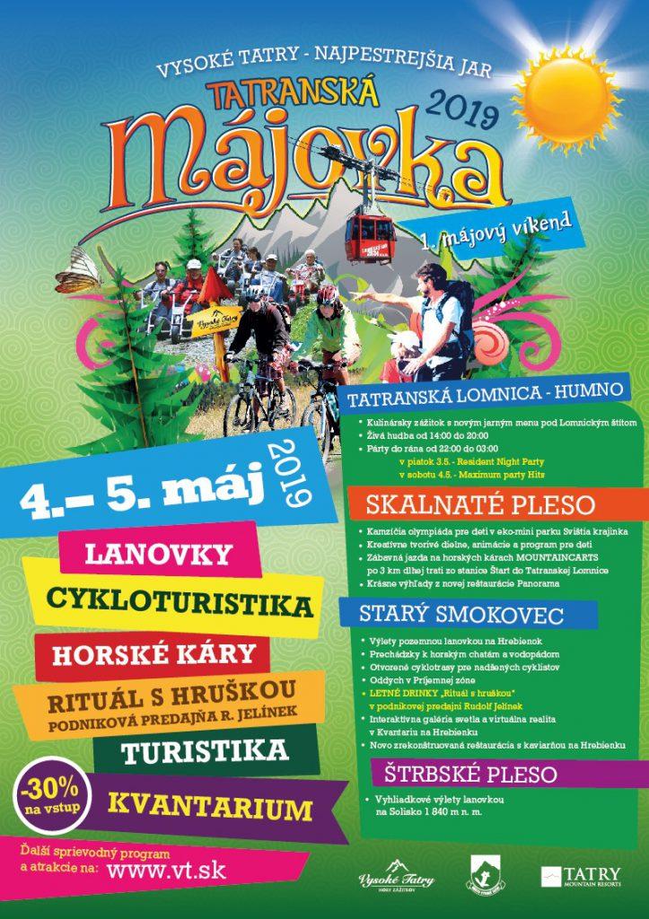 Tatranská májovka