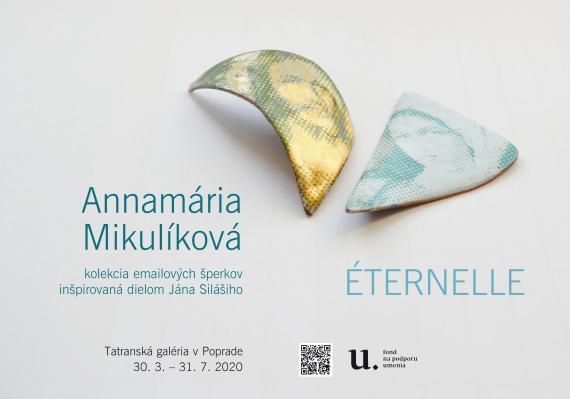 Annamária Mikulíková – Éternelle