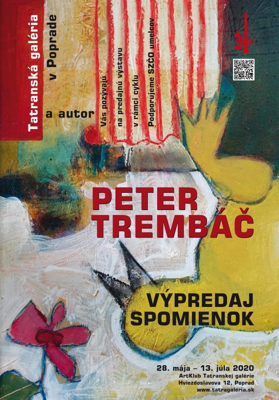 Peter Trembáč – Výpredaj spomienok
