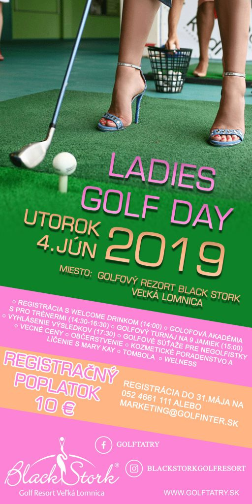 Ladies golf day