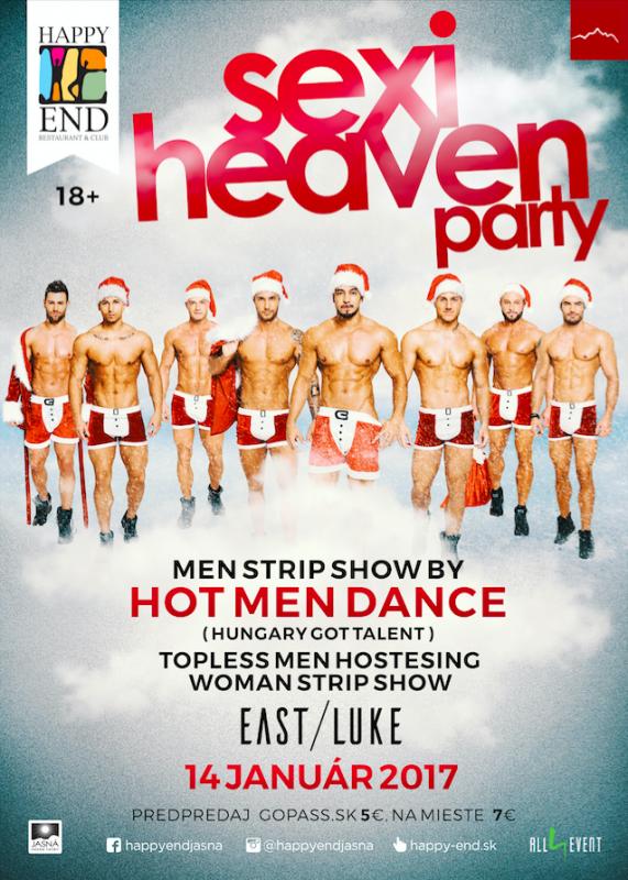 Obrázok: Sexi Heaven Párty