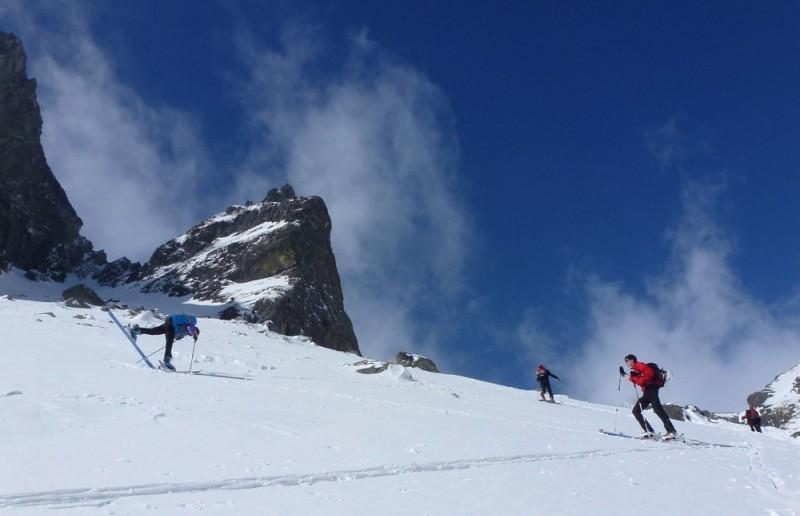 Obrázok: V Tatrách sa končí skialpinistická sezóna