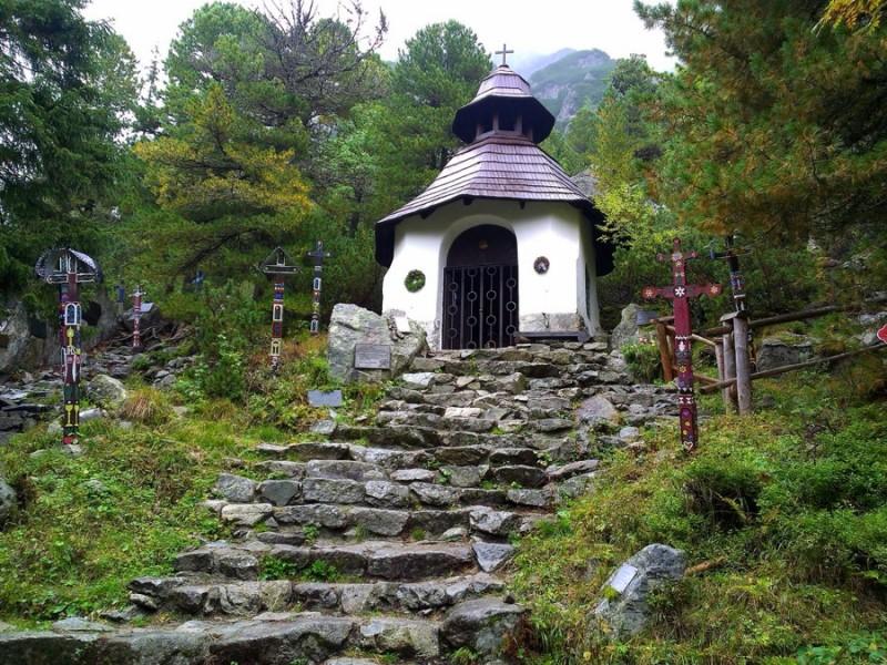 Obrázok: Pietna spomienka na obete hôr