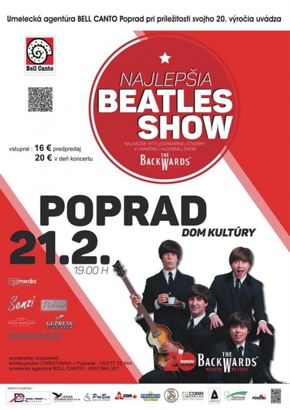 Obrázok: Najlepšia Beatles show
