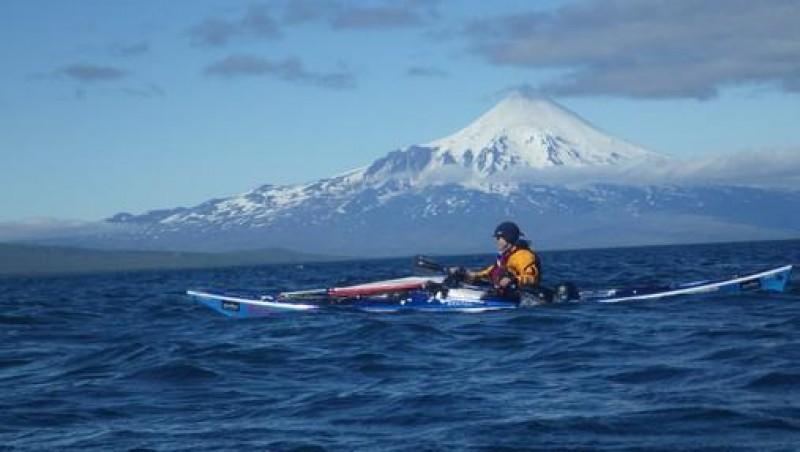 Obrázok: Kajakovanie cez Aleutské ostrovy - repríza
