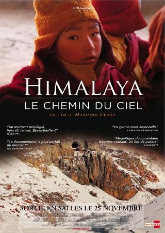 Obrázok: Himaláje, chodník do neba