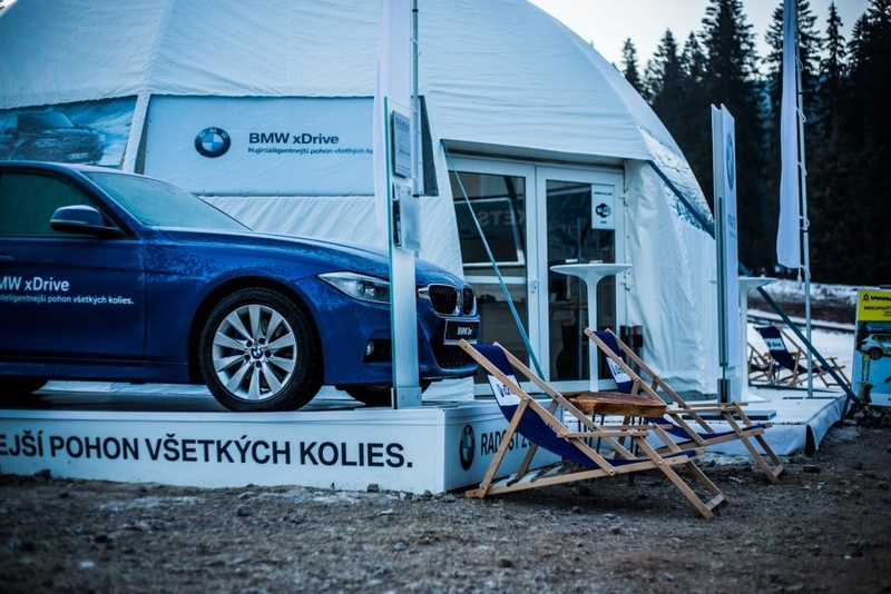 Obrázok: BMW xDRIVE aréna