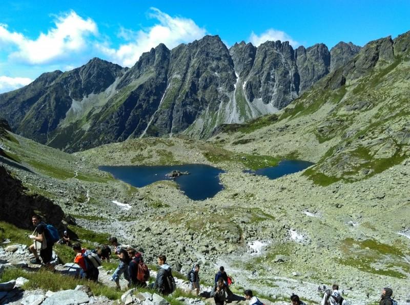 Obrázok: V Tatrách budú rátať turistov
