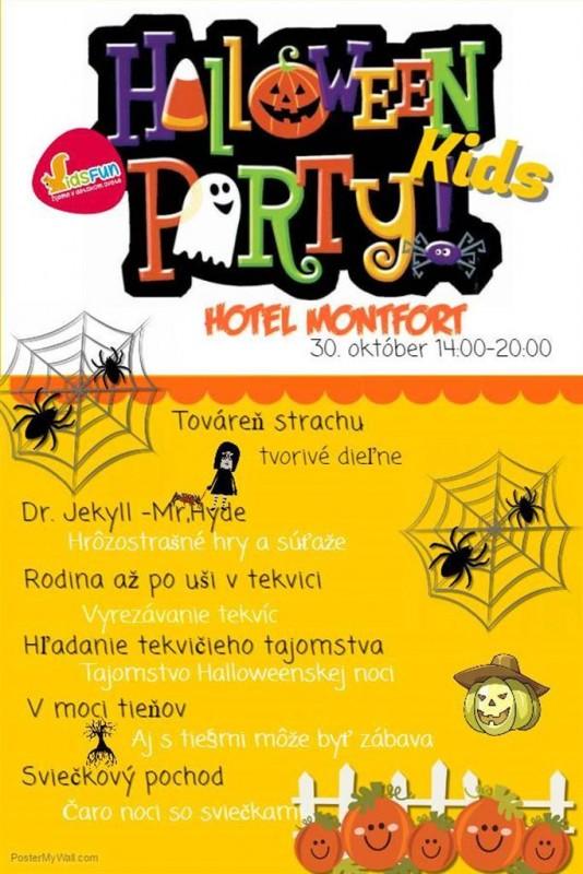 Obrázok: Halloween party na Montforte - 30.10.