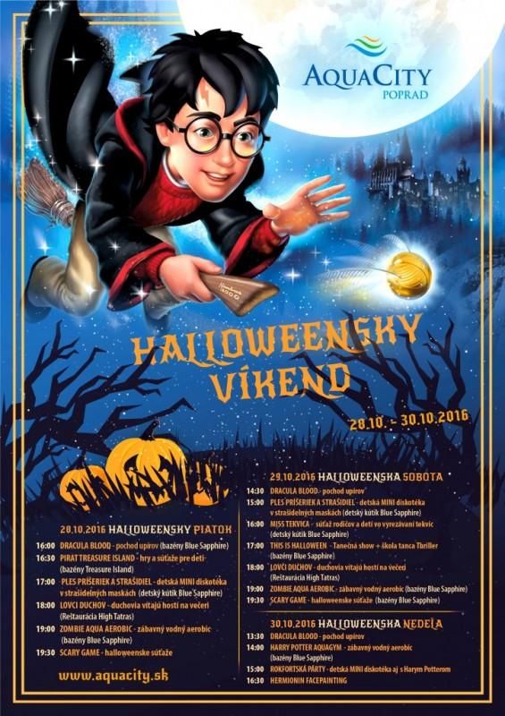 Obrázok: Halloweensky víkend v Aquacity