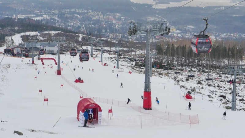 Obrázok: Zaujímavá novinka pre súťaživých lyžiarov