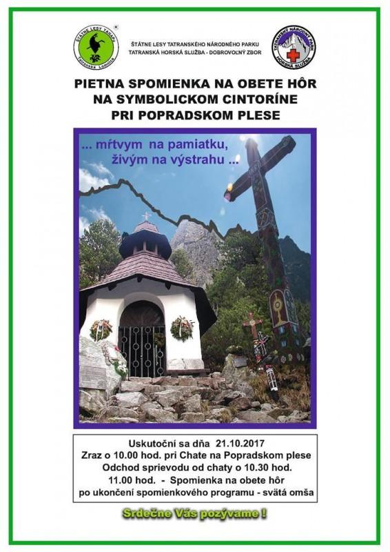 Obrázok: Pietna spomienka na Symbolickom cintoríne