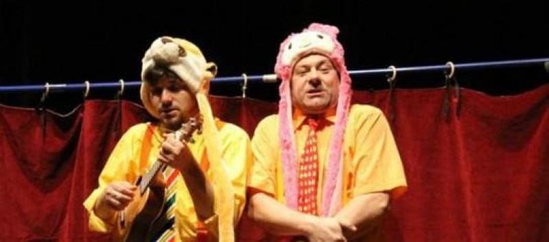 Obrázok: Zachráňme Ruženku - Divadlo Na doske