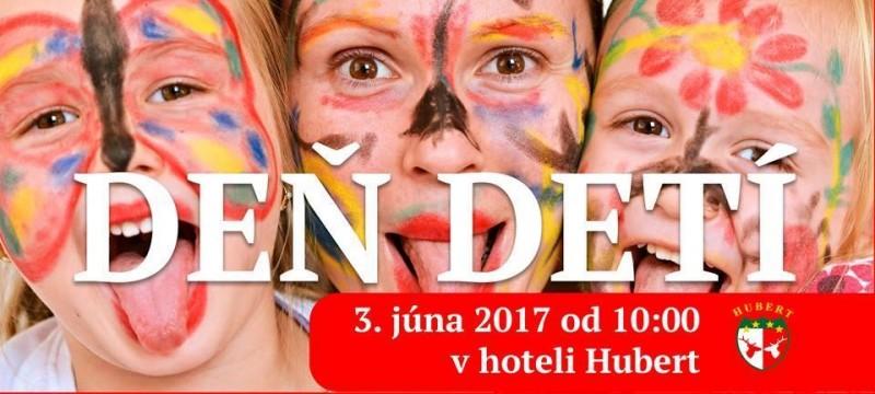 Obrázok: Deň detí v hoteli Hubert