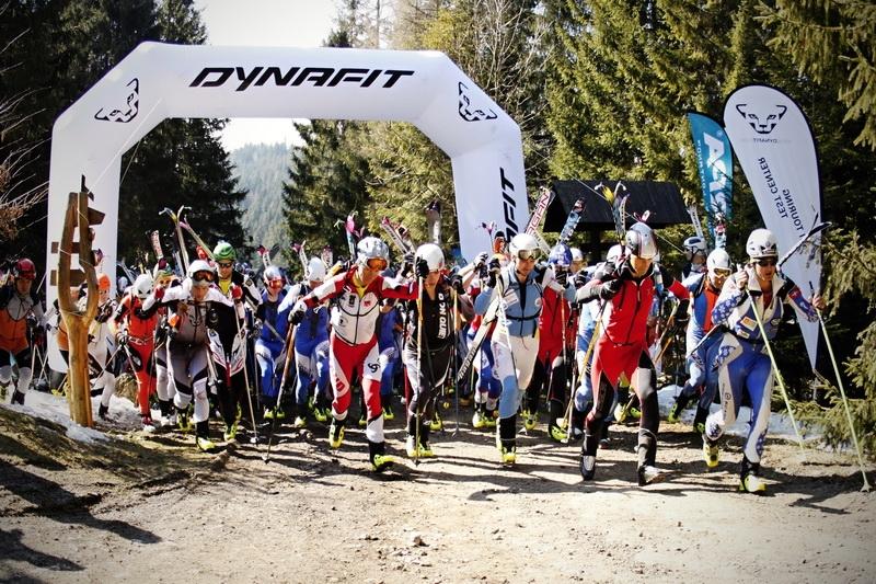 Obrázok: Skialpinisti sa stretnú v Západných Tatrách
