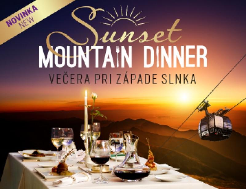 Obrázok: Sunset Mountain Dinner