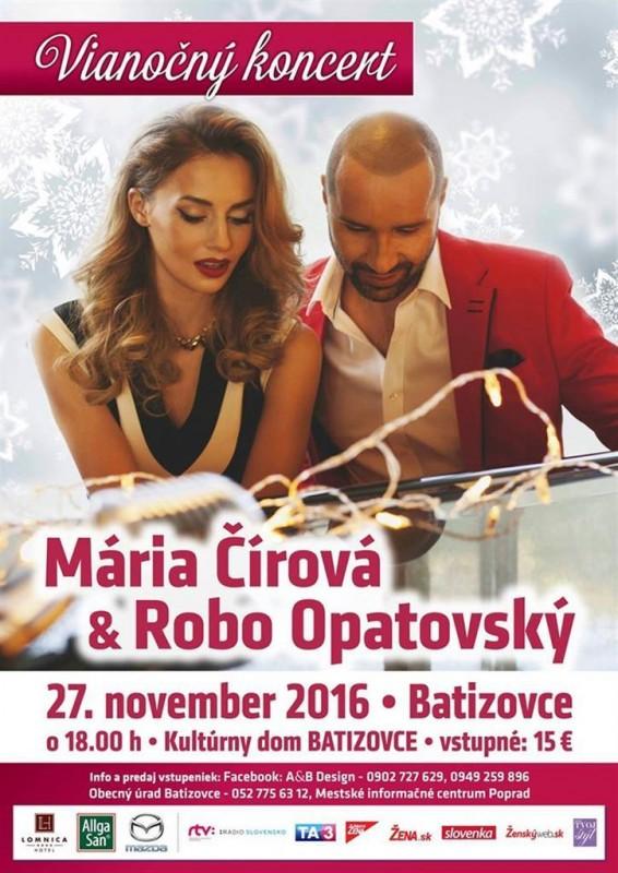 Obrázok: Mária Čírová a Robo Opatovský