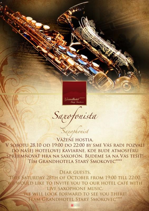Obrázok: Koncert safoxonistu