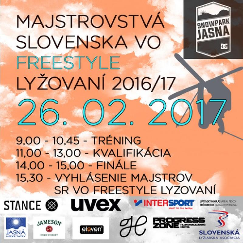 Obrázok: Slovenský pohár vo freestyle lyžovaní - 2. kolo - Majstrovstvá SR