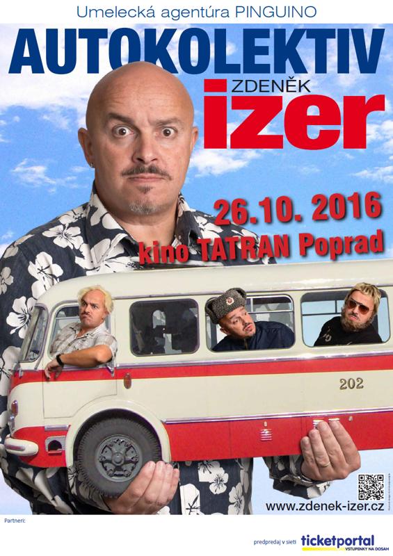 Obrázok: Autokolektiv Zdeněk Izer