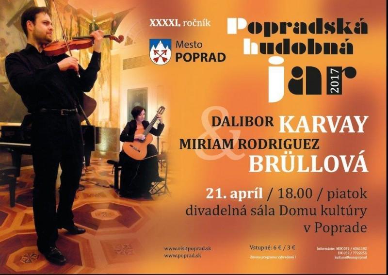 Obrázok: XXXXI. ročník Popradskej hudobnej jari