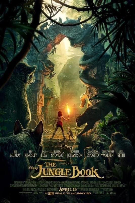Obrázok: Kniha džunglí