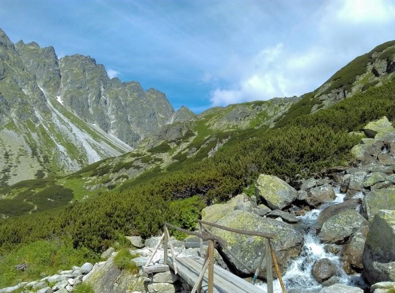 Obrázok: Turistické chodníky v Tatrách sú opäť priechodné