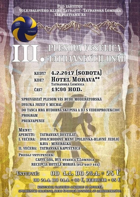 Obrázok: Plesová veselica tatranských osád